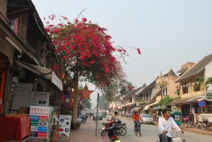 Luang Prabang à vélo