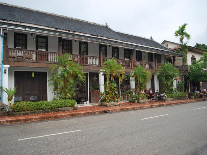 D couvrir luang prabang visite de l 39 ancienne capital du laos for Maison traditionnelle laos