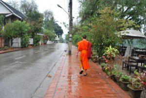 moines Luang Prabang 01