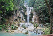 Luang Prabang - cacades