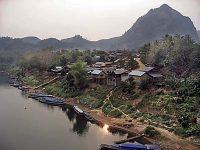 trek et croisière laos