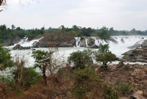 chutes Khone Phapeng - plateau Bolovens - Laos
