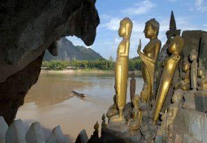 grottes de Pak Ou, Luang Prabang.