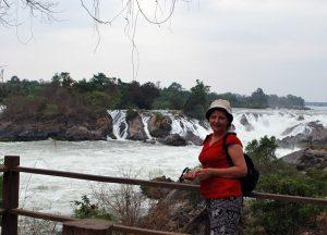 sylvie agence guide Kone Phapheng
