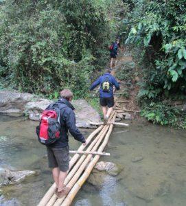 trek 100 cascades Nong Kiaw