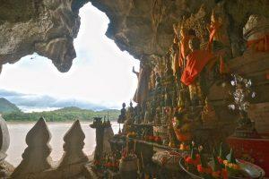 Grottes de Pak Ou - Laos