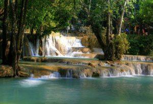 cacades Tad Thong - Luang Prabang